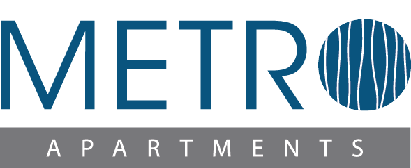The Metro Logo at The Metro Apartments, Atlanta, 30339