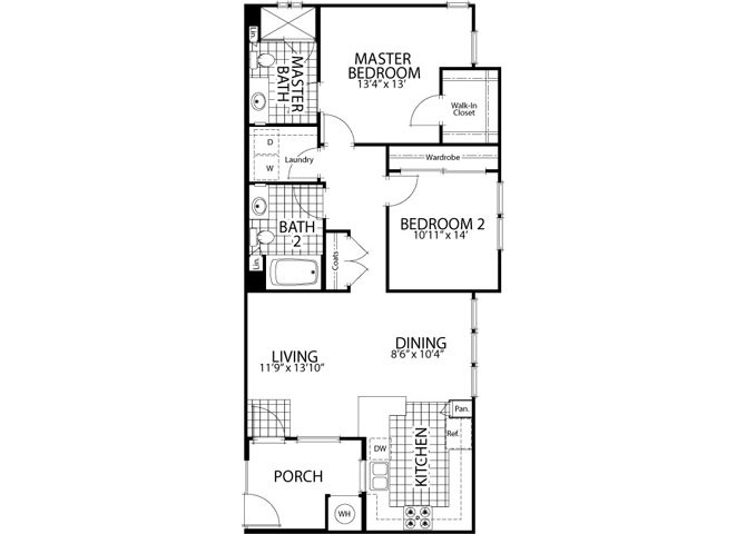 Elm Floor Plan 4