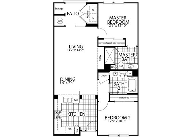 Fir Floor Plan 6