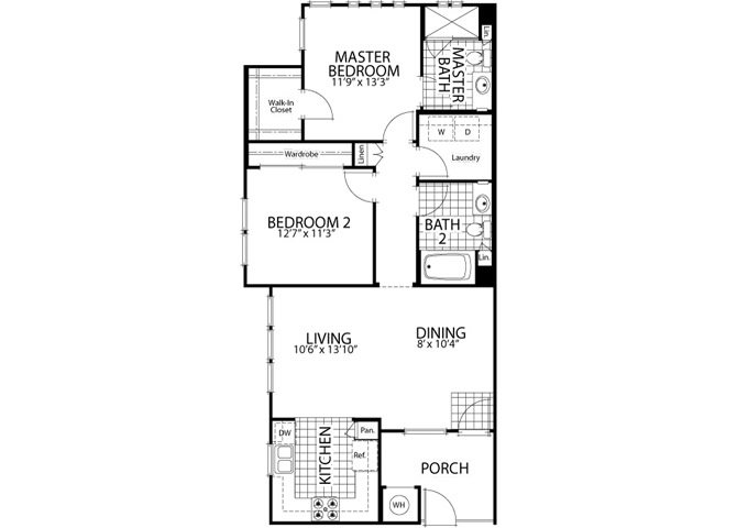 Magnolia Floor Plan 5