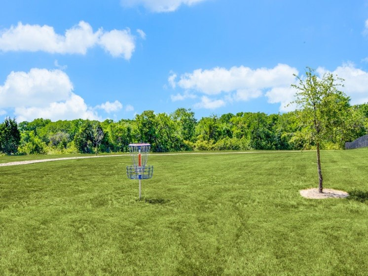 9-Hole Disc Golf Course