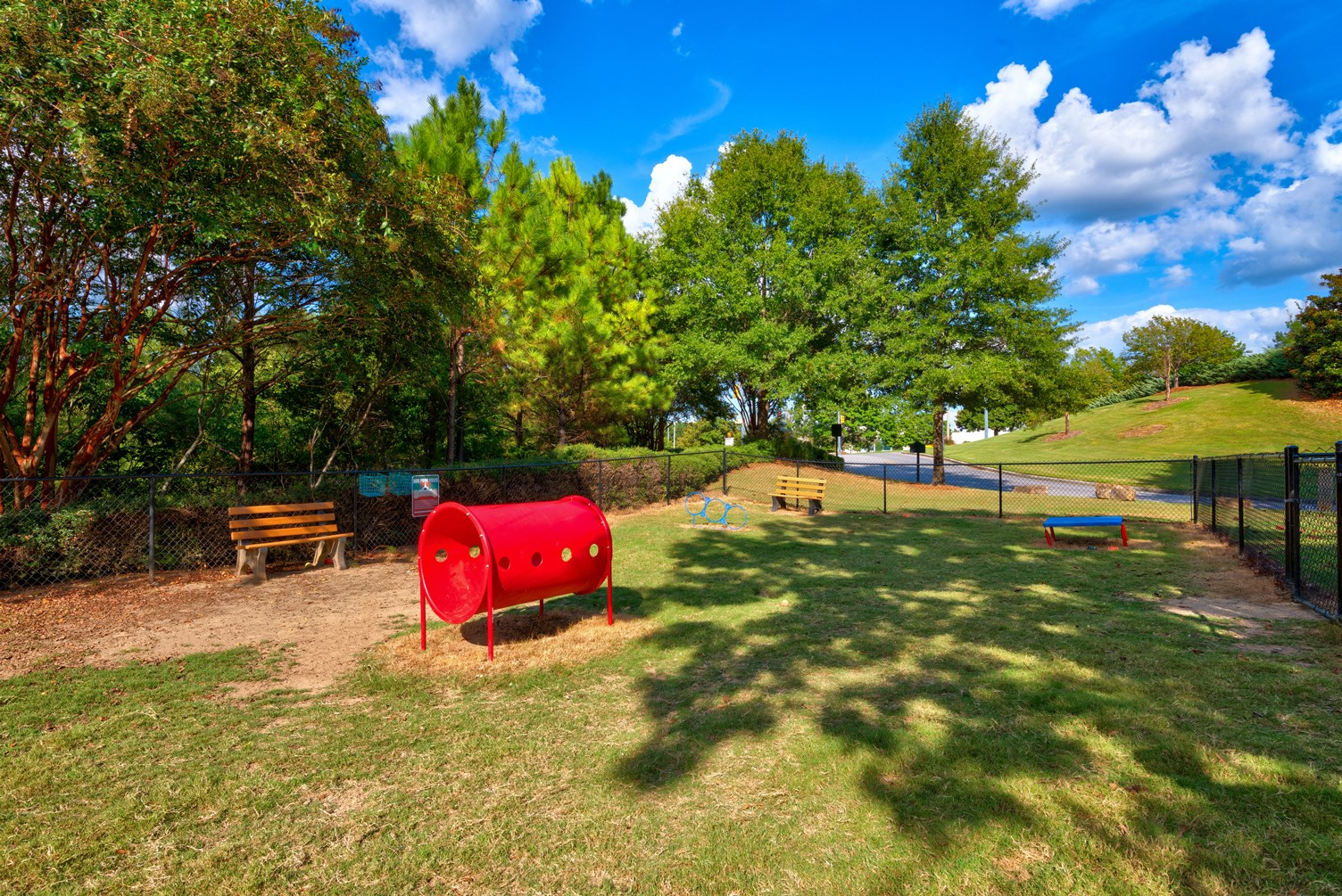 Dog Park at 150 Summit Apartments in Birmingham, AL