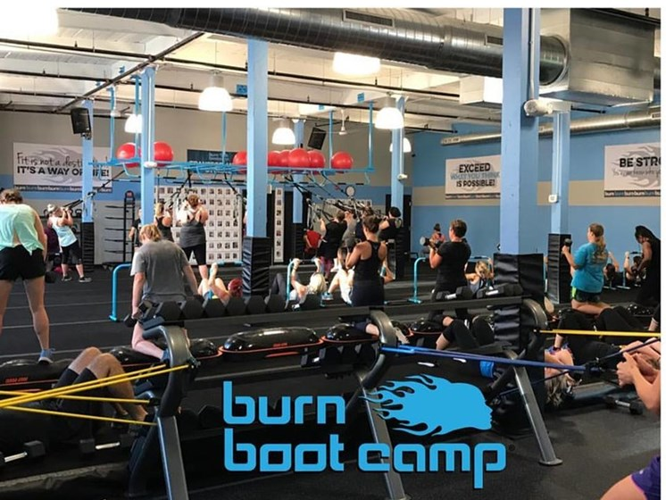 On Site - Burn Boot Camp