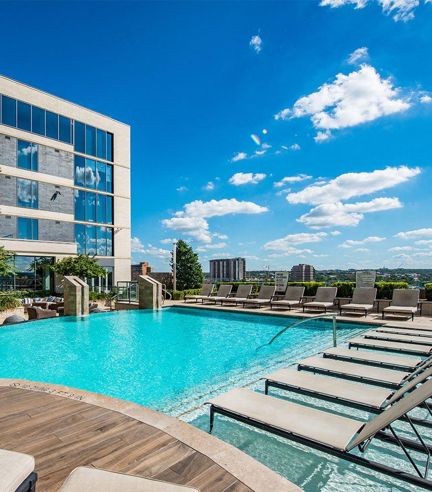 Luxury Downtown Austin Apartments