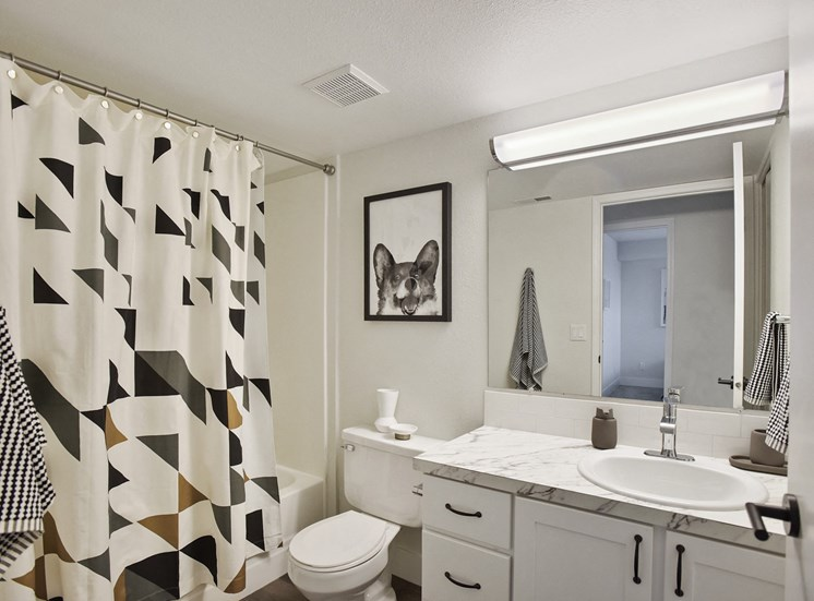 Luxurious Bathrooms at Columbia Village, Idaho, 83716