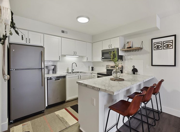 Gourmet Kitchens at Columbia Village, Boise, ID, 83716