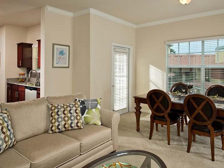 Great Room at Sandalwood Village, Naples, FL