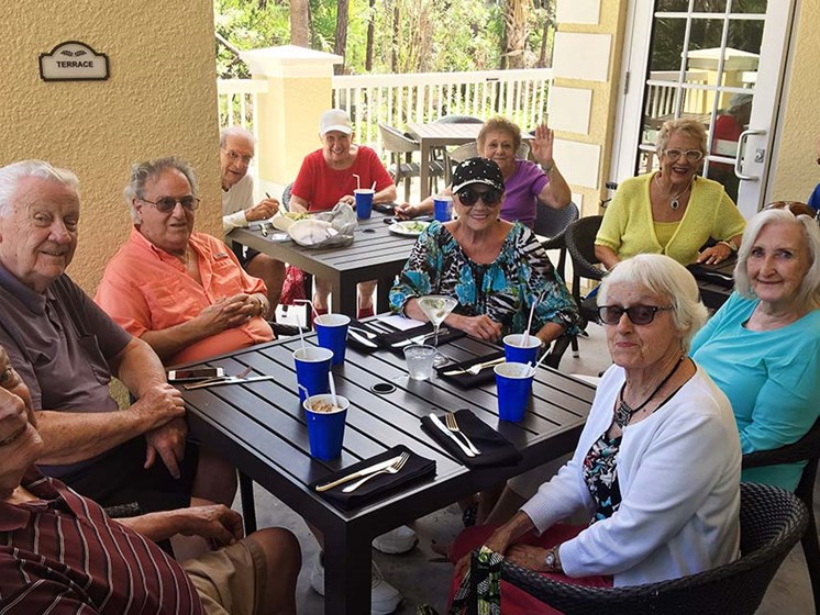 Happy Community at Sandalwood Village, Naples, FL