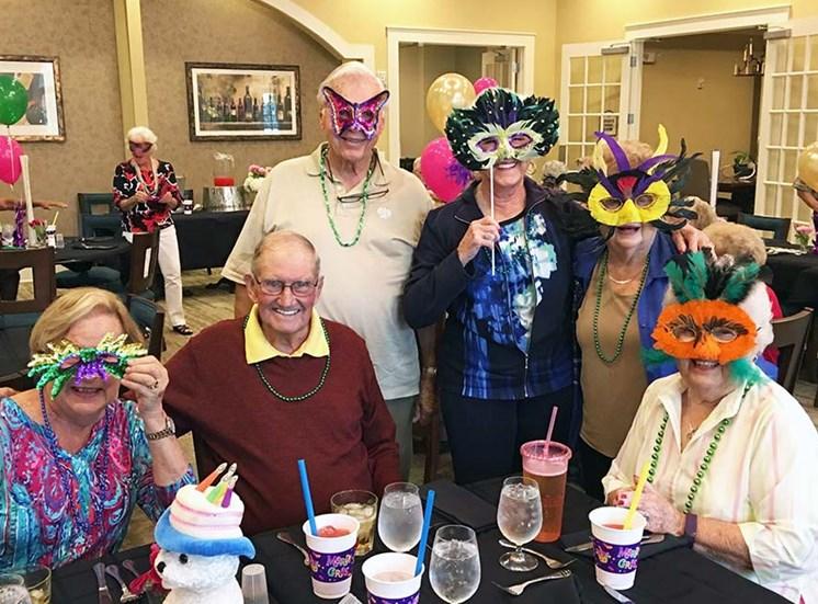 Active Adults at Sandalwood Village, Naples, FL