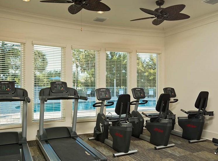 Fitness Facilities at Sandalwood Village, Florida
