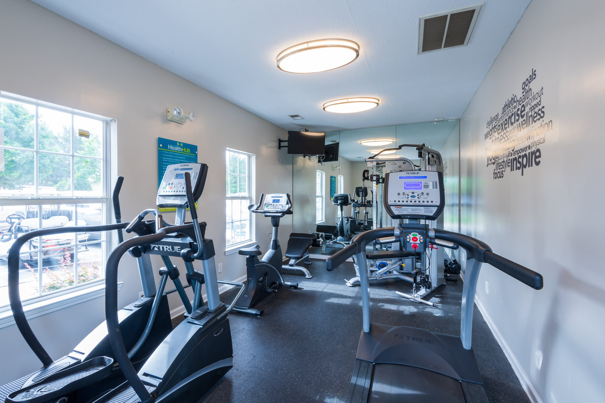 Fitness Center at Mission Triangle Point