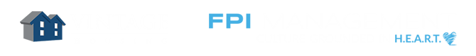 FPI and Vintage Logo