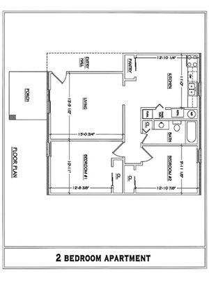 2 Bedroom 1 Bath in Winchester, VA 22601