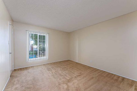 Room with window  |Nola624 Apts in West Covina