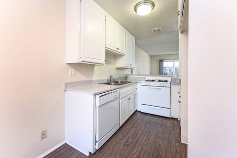 Kitchen |Nola624 Apts in West Covina