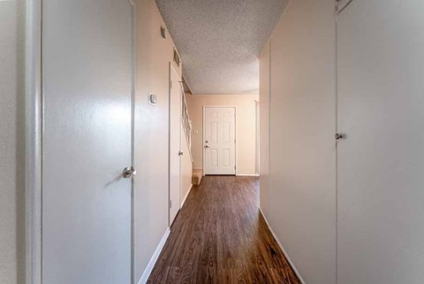 Hallway |Nola624 Apts in West Covina