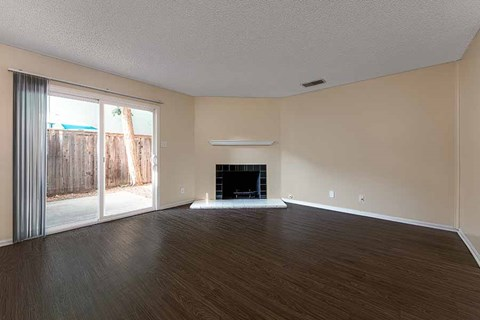 Fireplace  |Nola624 Apts in West Covina