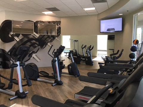 Gym with Weights and Cardio West Covina CA 91790 | Nola624 Apartment Rentals