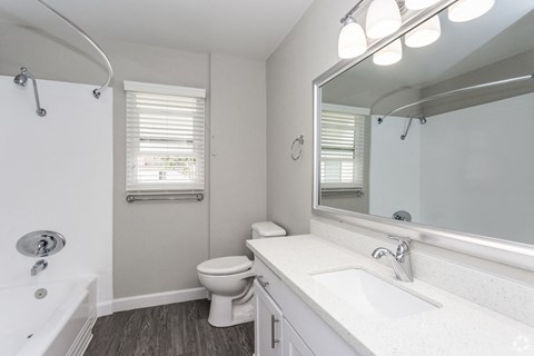 Bathroom |Nola624 Apts| West Covina CA 91790 For Rent