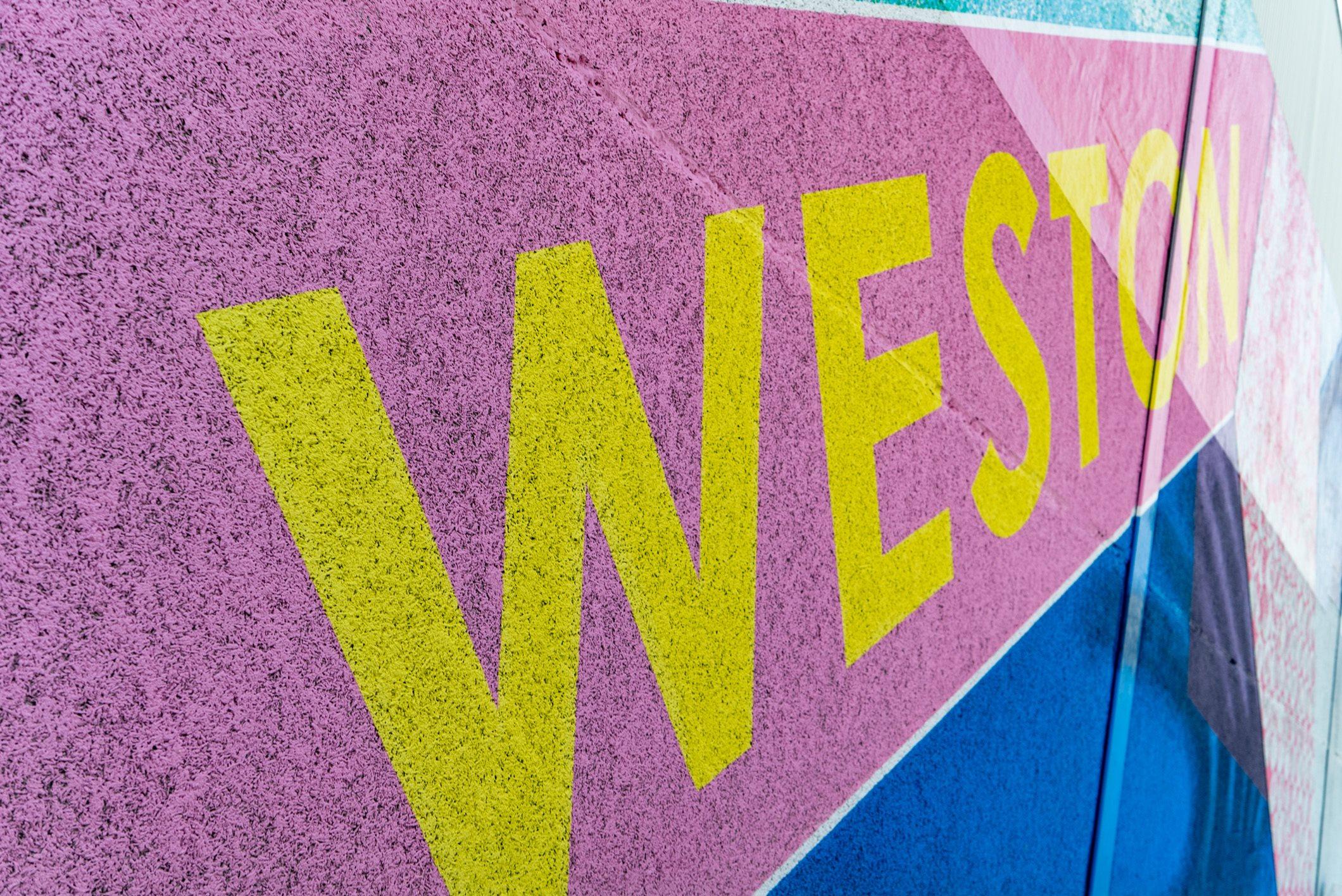 Weston UP Express Station