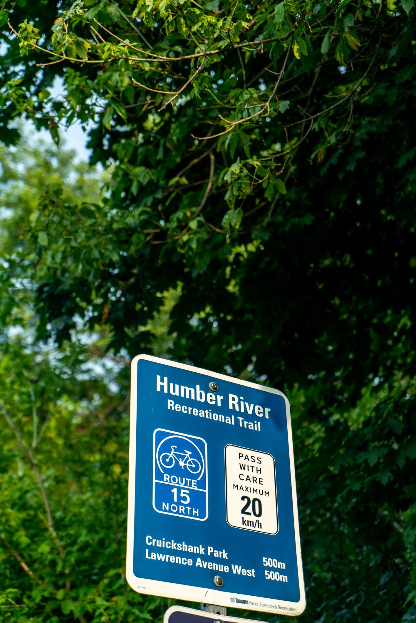 Humber River Recreational Trail