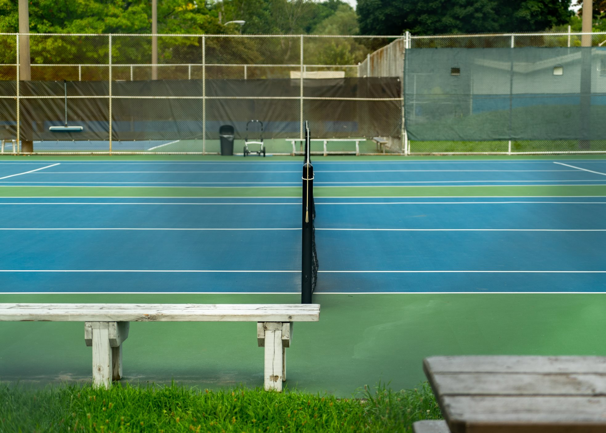York Weston Tennis Club
