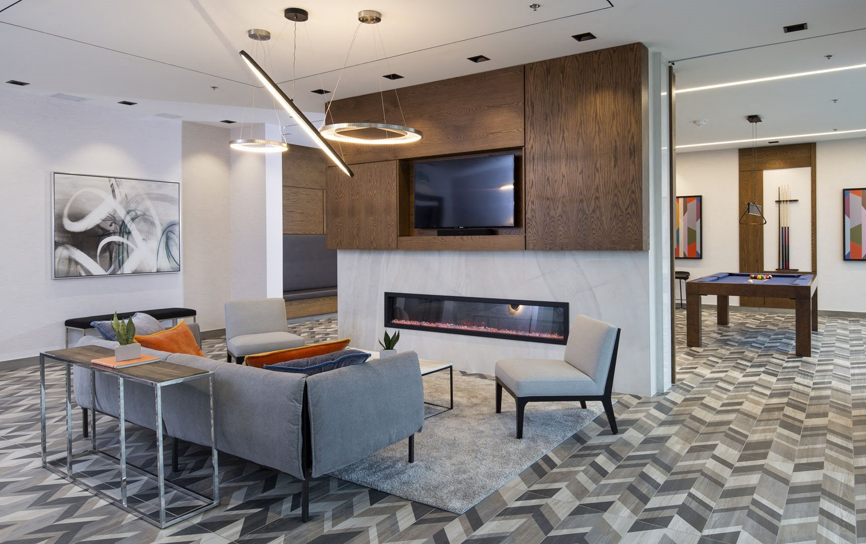 West22 - Resident Lounge
