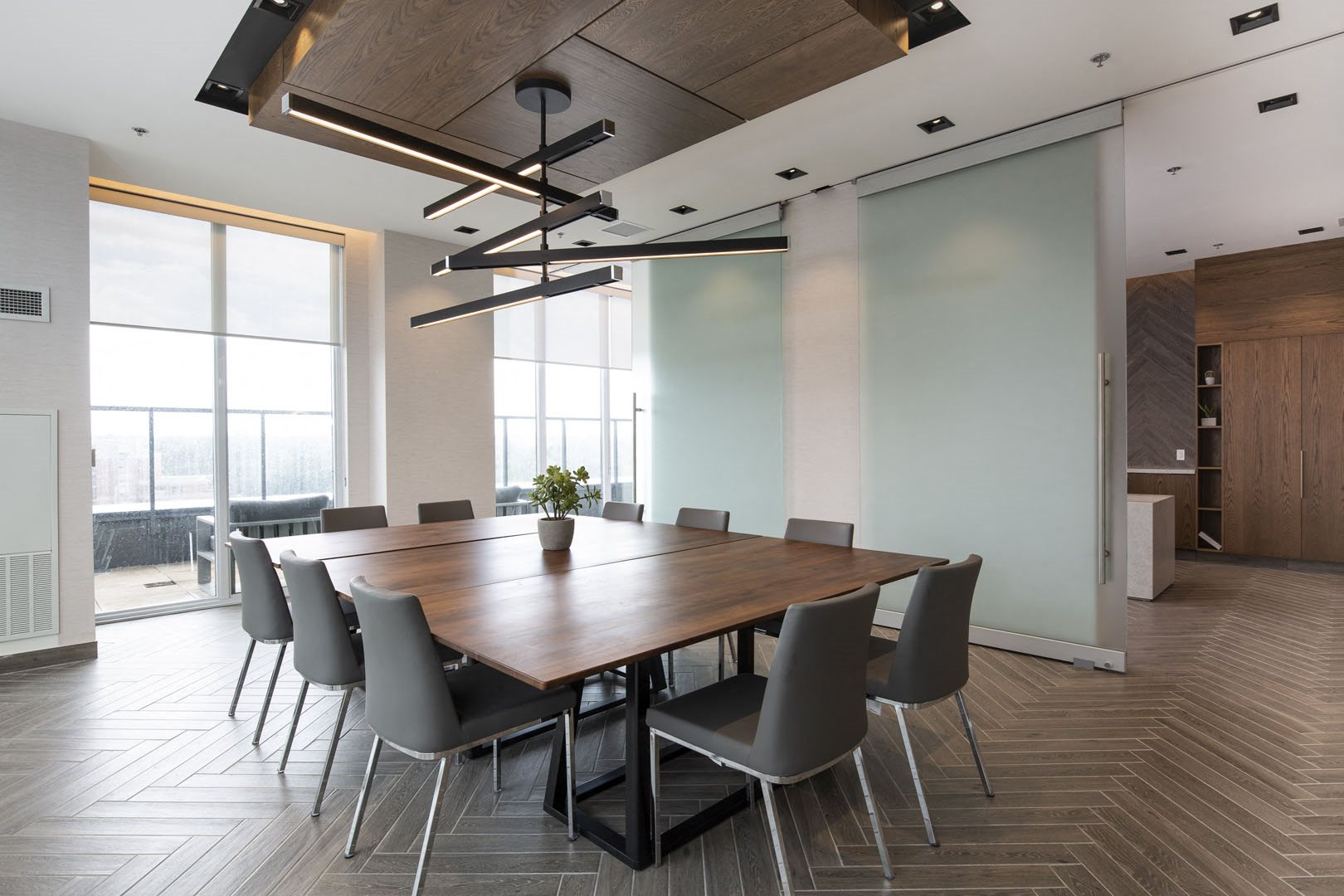 West22 Amenity - Dining Room