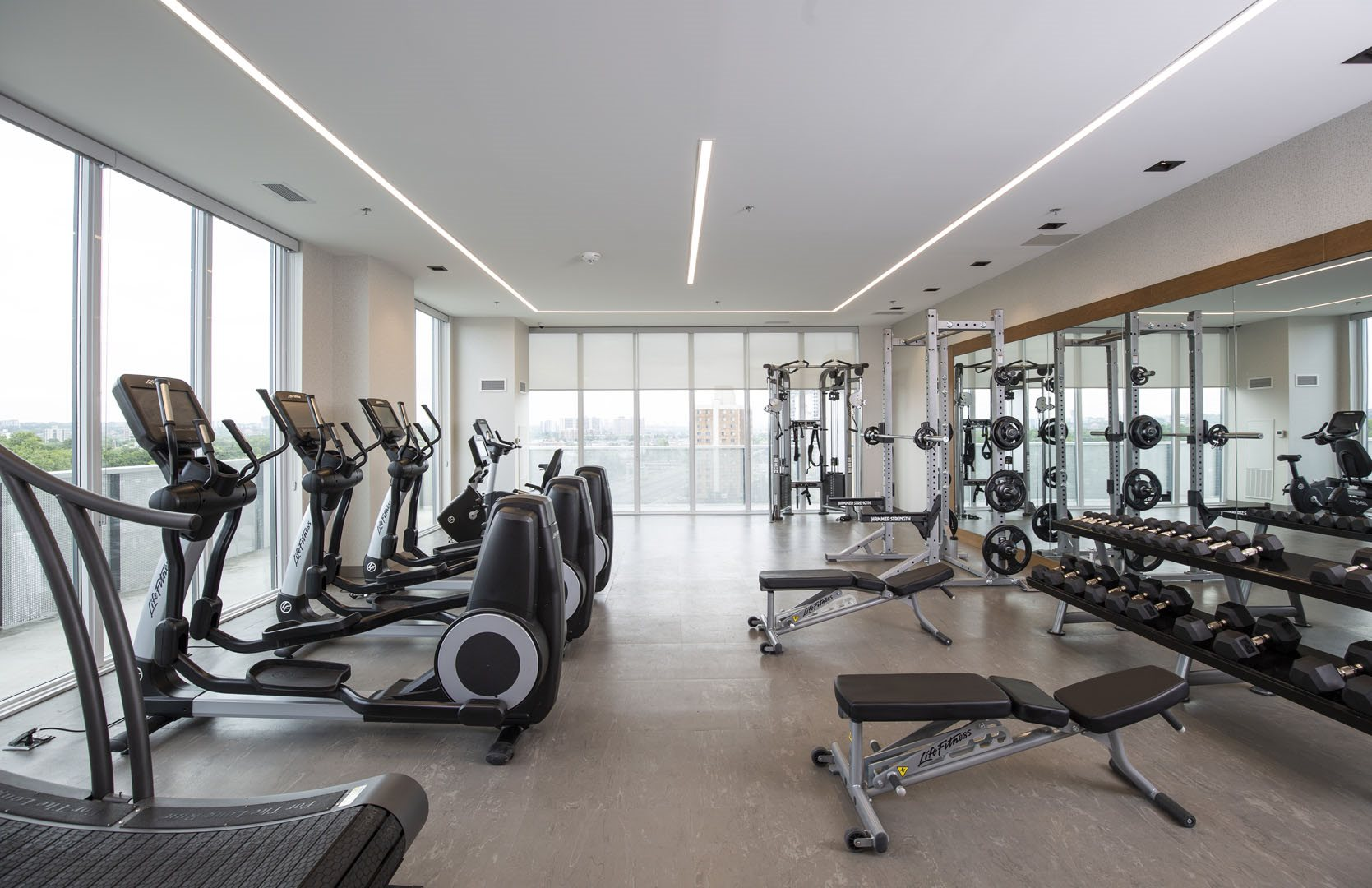 West22 Amenity - Fitness Centre