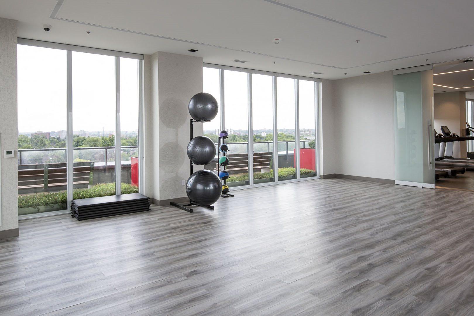 West22 Amenity - Yoga Studio
