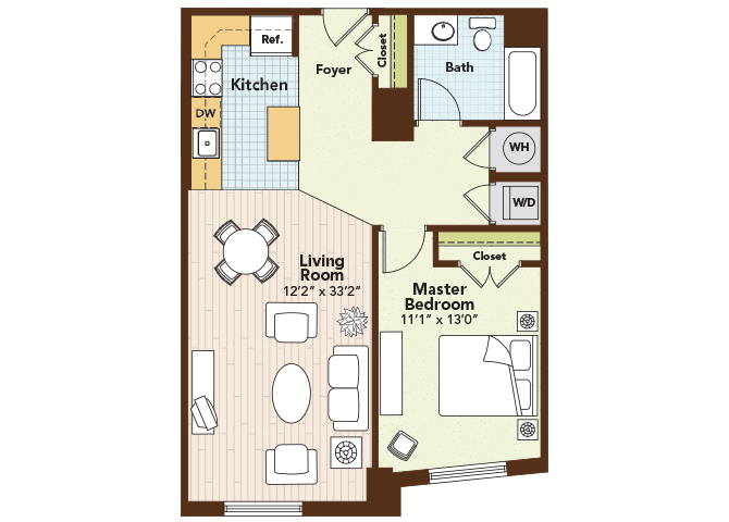 Azure Floor Plan
