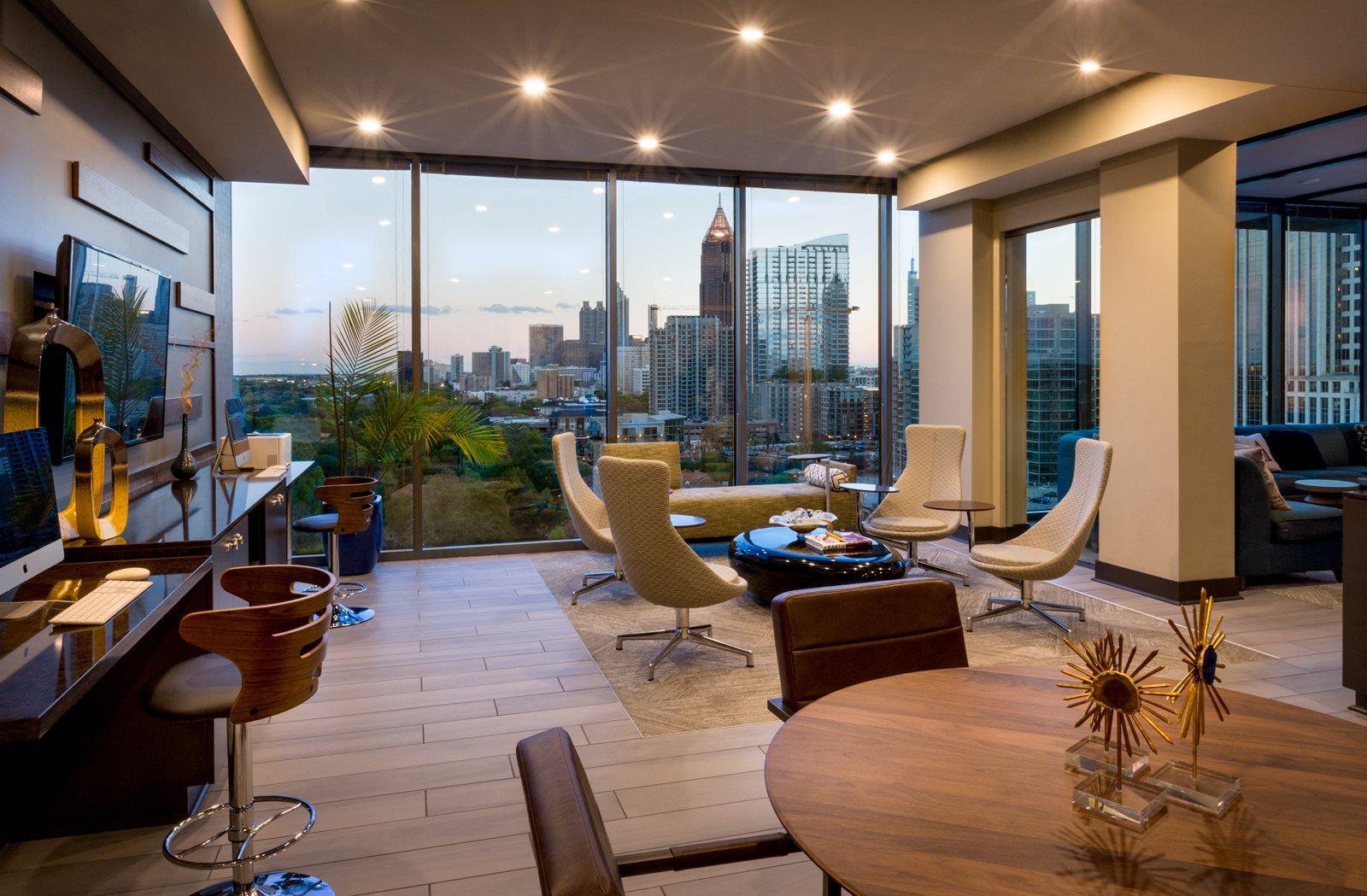 Apartments in Midtown, Atlanta | Azure on the Park