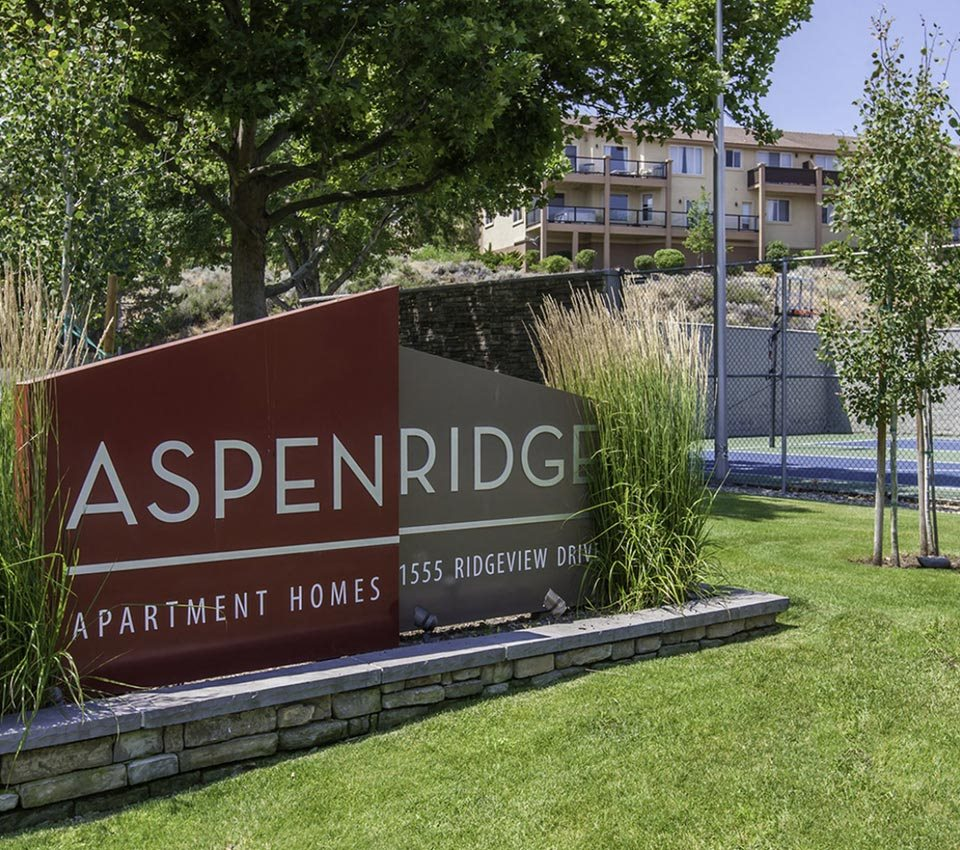 Aspen Ridge exterior