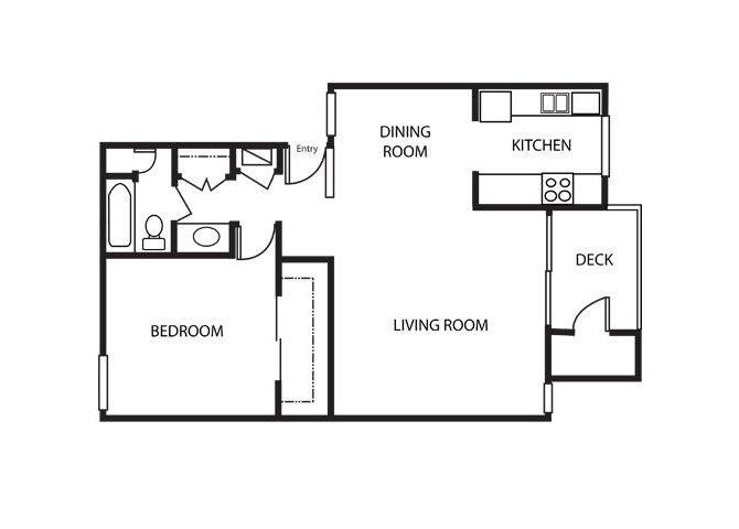 Birch floor plan.