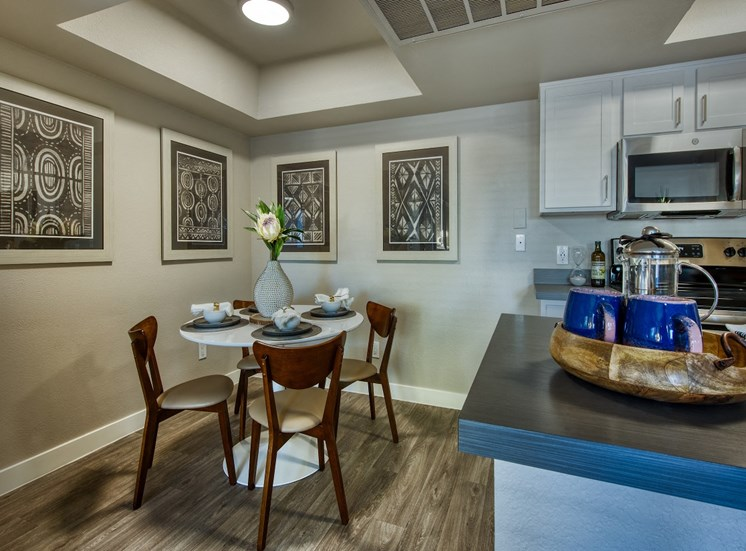 Apartments with Stylish Kitchen at The Nolan in Mesa, AZ