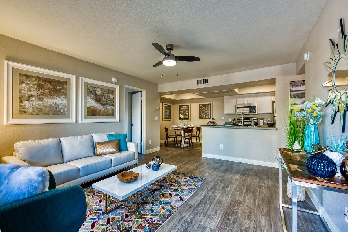 Modern Apartments for Rent in Mesa, AZ- The Nolan