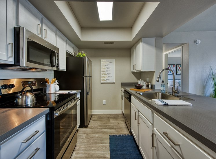 Stylish Kitchen at The Nolan in Mesa, AZ