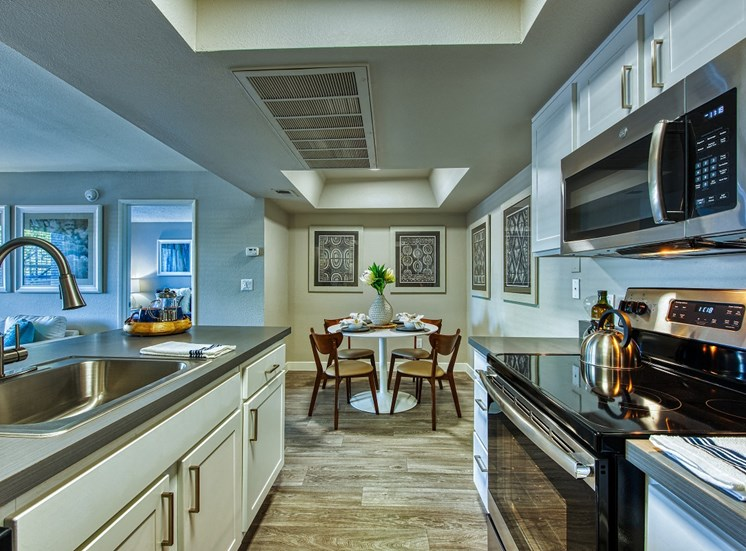 Apartments with Spacious Kitchen at The Nolan in Mesa, AZ