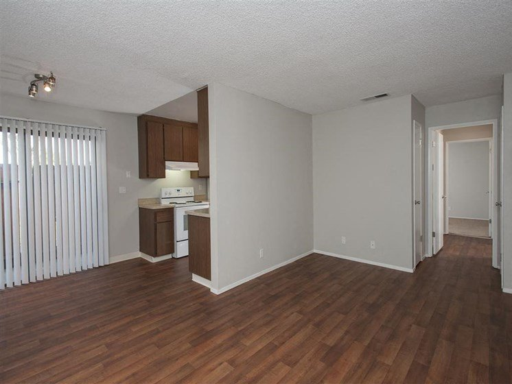 One Bedroom Apartments in Salinas CA-Sheridan Park Apartments Living Room