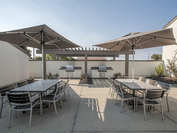 Apartments in Salinas CA for Rent-Sheridan Park Apartments Patio