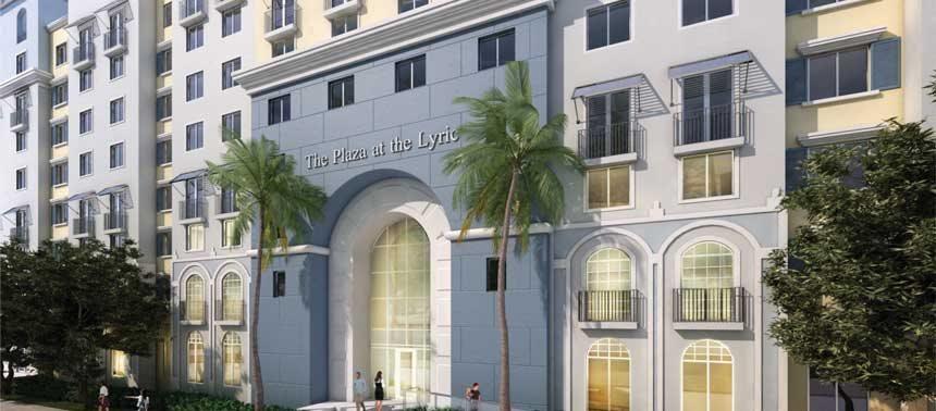 Marvelous Plaza At The Lyric Apartments In Miami Fl Download Free Architecture Designs Xoliawazosbritishbridgeorg