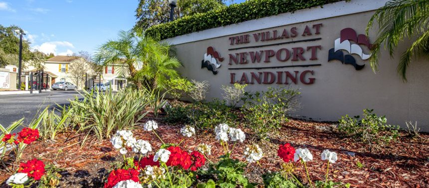 Villas At Newport Landing Apartments In Tampa Fl