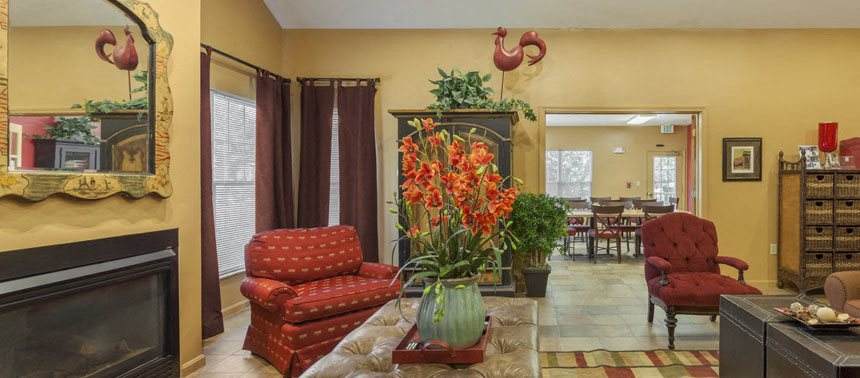 Contemporary Interiors Banner Image at Franklin Commons Apartments in Franklin, MA 02038