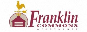 Logo Design for Franklin Commons Apartments, 8 Gatehouse Lane, Franklin, MA 02038