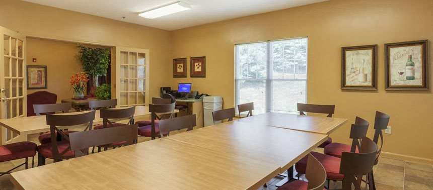 Meeting Room Banner Image for Franklin Commons Apartments, 8 Gatehouse Lane, Franklin, MA 02038
