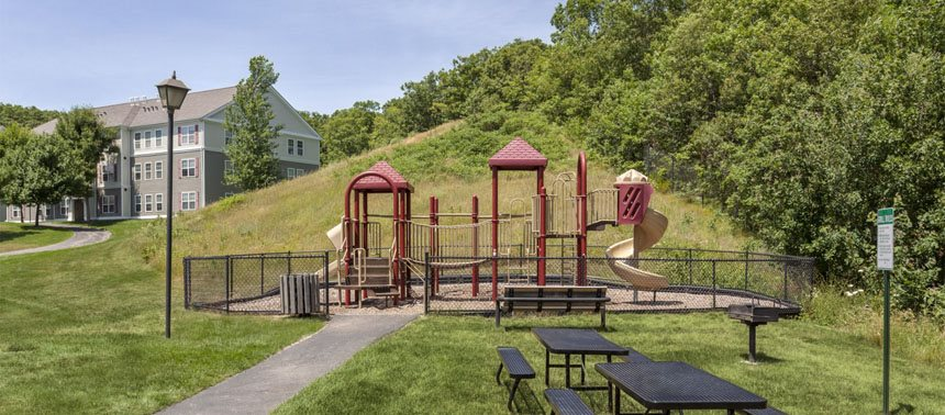 Playground Banner Image for Franklin Commons Apartments in Franklin, MA 02038