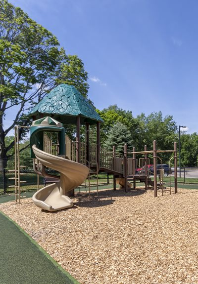 On-Site Playground at Quail Run Apartments, 12 Buckley Rd, Stoughton, MA 02072