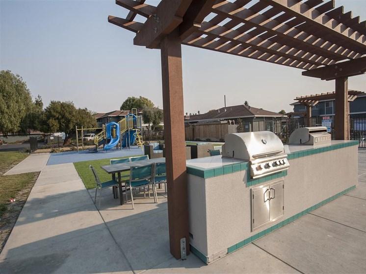 BBQ Area Park