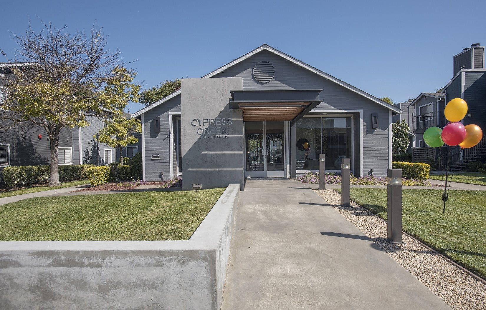 Cypress Creek Leasing office