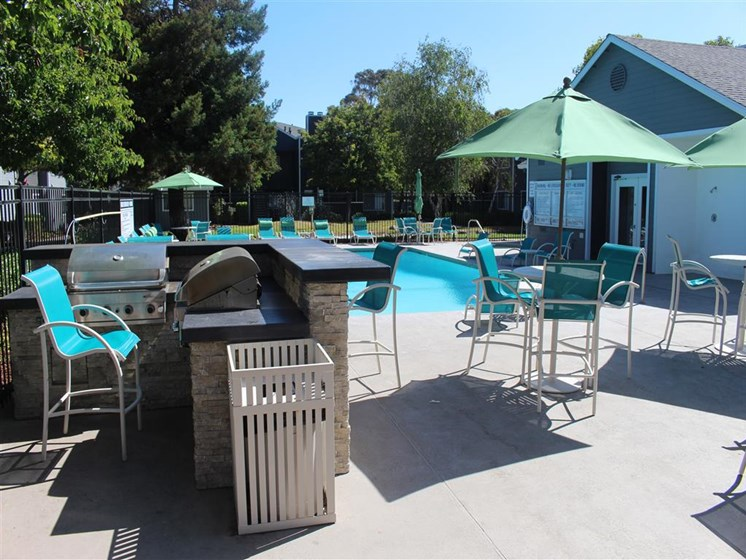 Pet-Friendly Apartments in Salinas CA - Cypress Creek Apartments Pool